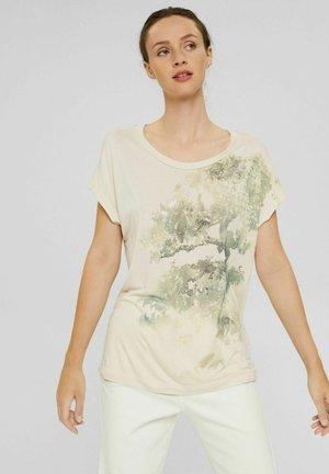 T-shirt print - ice