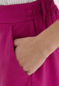 ICHI - IXKATE - Trousers - fuchsia red - 6