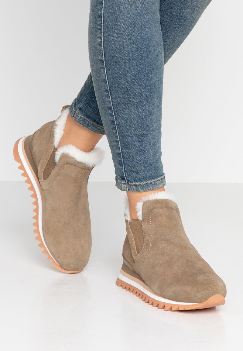Gioseppo - Ankle boots - sand