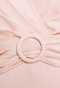 Forever New - SIENNA BUCKLE MIDI DRESS - Day dress - blush - 2