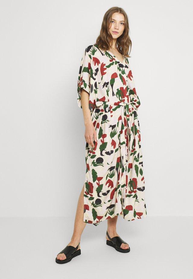 CARRO DRESS - Maxi šaty - beige
