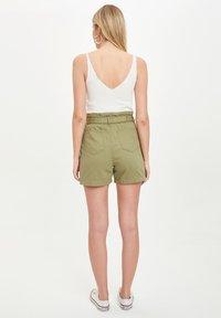 DeFacto - Shorts - turquoise - 2