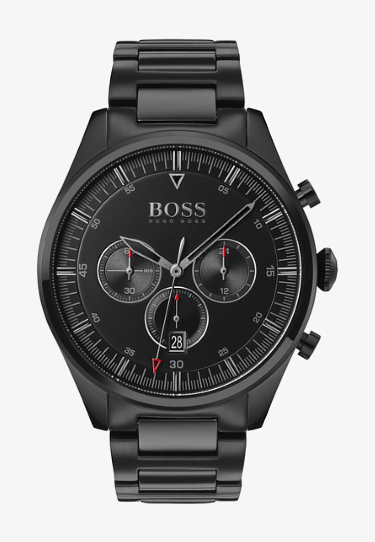 BOSS - Chronograph watch - black