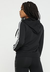 adidas Performance - Sweatjacke - black/white - 2