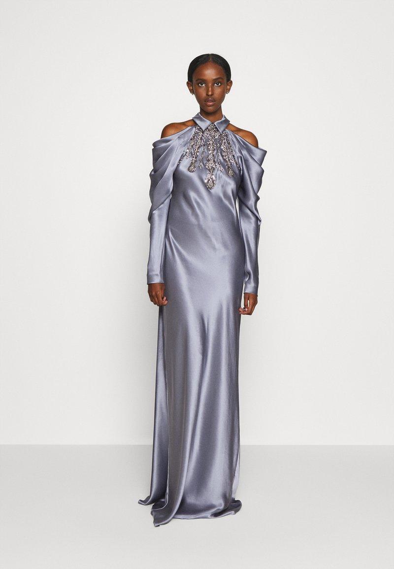 Alberta Ferretti - DRESS - Occasion wear - grey