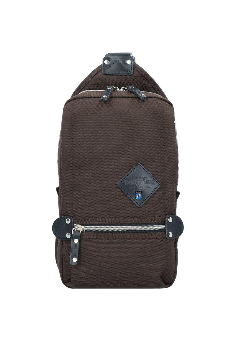 Harvest Label - TAKAO - Across body bag - brown