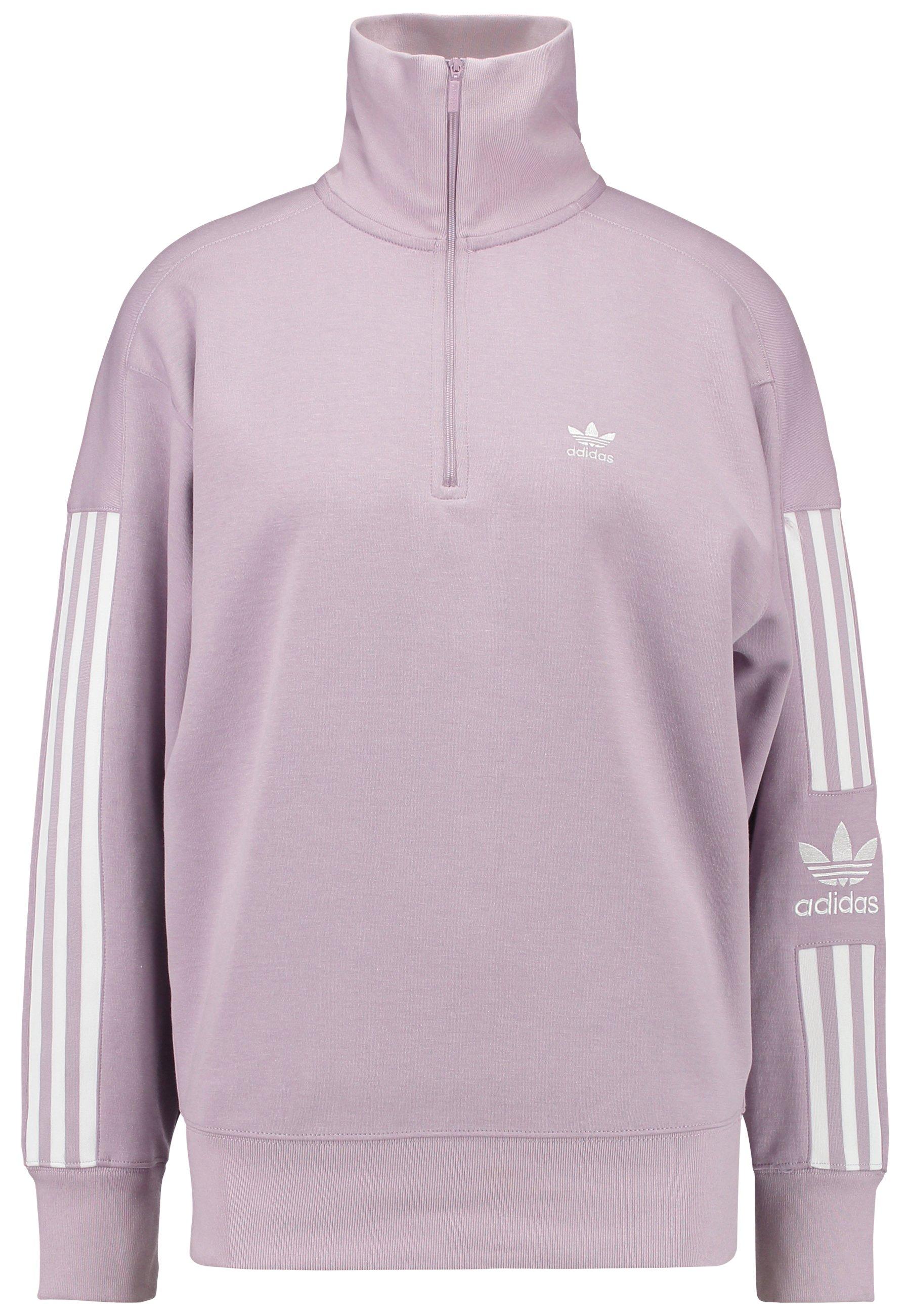 ADIDAS ORIGINALS Sweatshirt 'LOCK UP SWEAT' in flieder