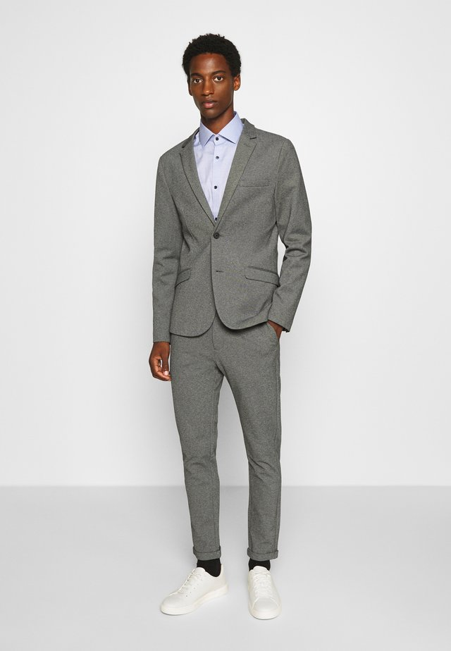 SUPERFLEX SUIT - Suit - grey mix