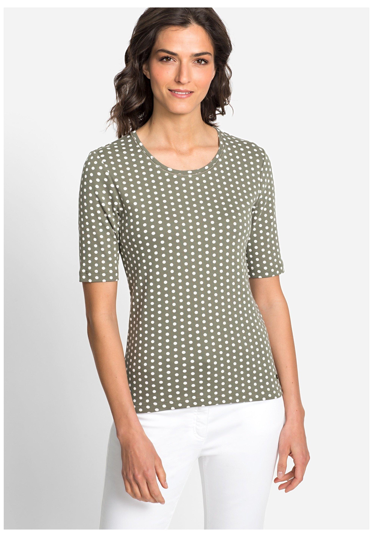 Damen WITH DOTS - T-Shirt print