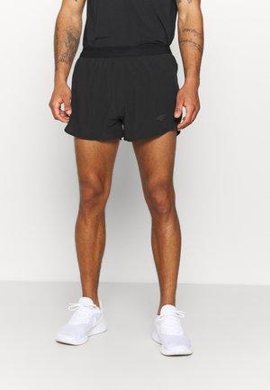 Sports shorts - deep black