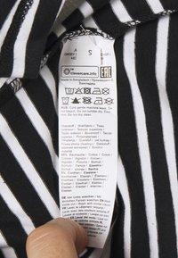 Anna Field - Print T-shirt - black/white - 3