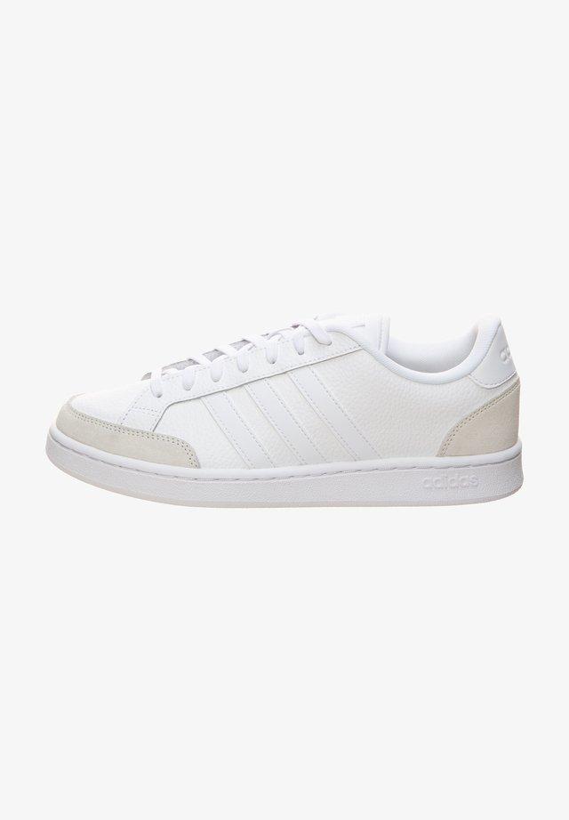 GRAND COURT - Sneakers laag - footwear white / orbit grey