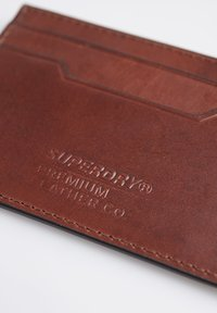 Superdry - Business card holder - tan - 2