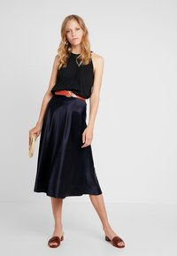 edc by Esprit - BOW BACK - Top - black - 1