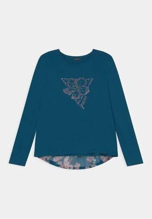 JUNIOR  - Long sleeved top - teal