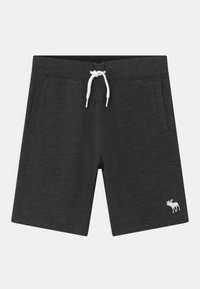 Abercrombie & Fitch - Shorts - black - 0