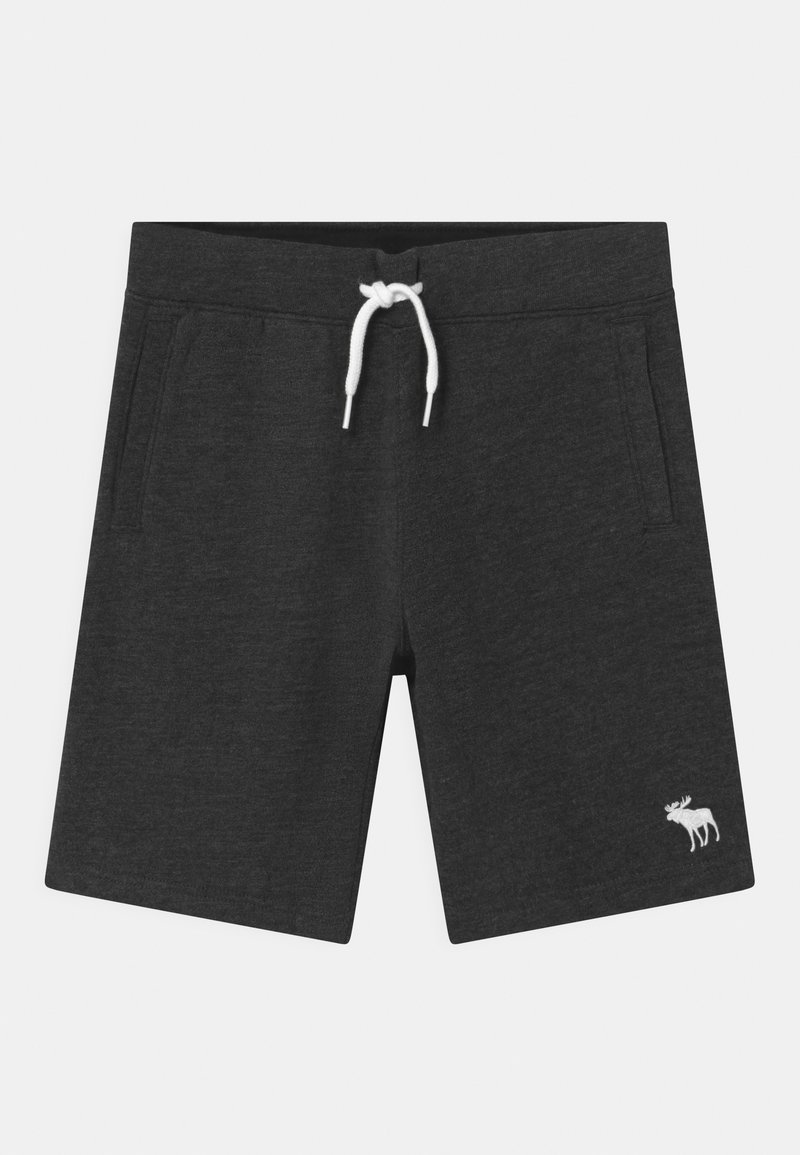 Abercrombie & Fitch - Shorts - black