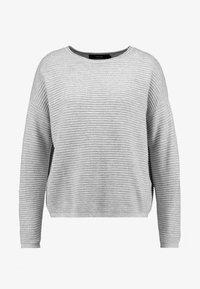 Vero Moda - VMNATASCHA - Maglione - light grey melange - 4