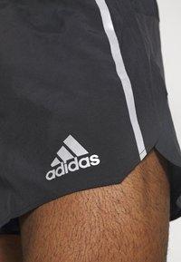 adidas Performance - SATURDAYSPLIT - Pantalón corto de deporte - black/gresix - 3