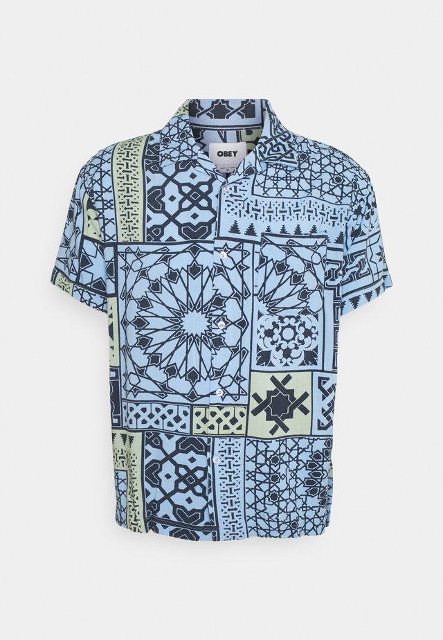 PATHOS - Camisa - navy