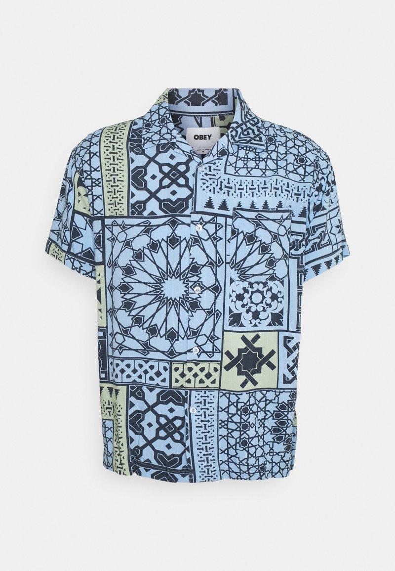 Obey Clothing - PATHOS - Shirt - navy