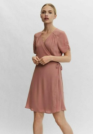 WICKEL - Day dress - old rose