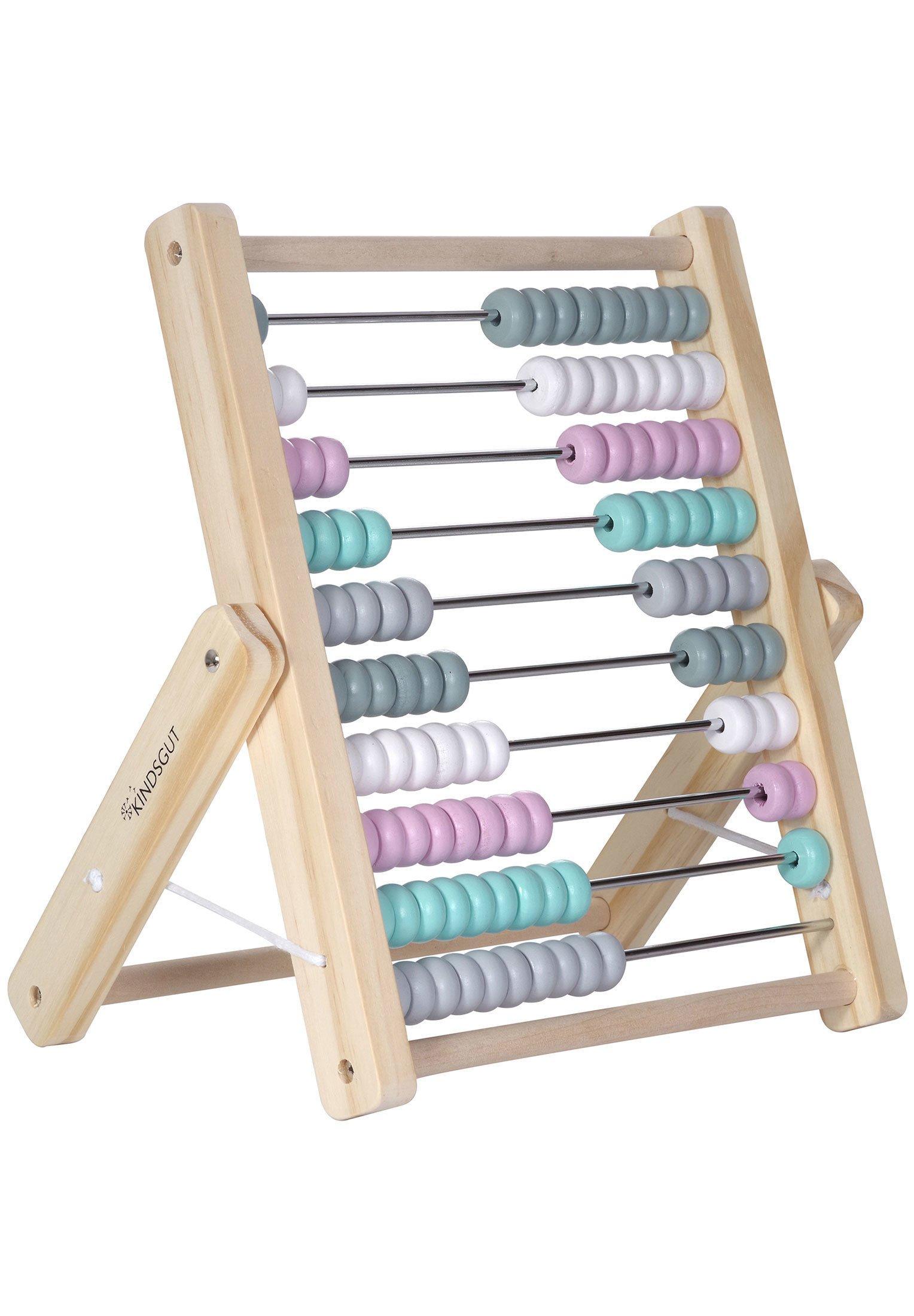 Kinder KINDSGUT ABAKUS RECHENSCHIEBER - Holzspielzeug