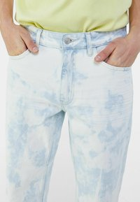 Bershka - Jeans a sigaretta - light blue - 3