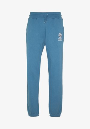 PANTS - Tracksuit bottoms - yankees blue