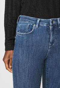 ONLY Tall - ONLPOWER LIFE PUSHUP - Jeans Skinny Fit - dark blue denim - 5