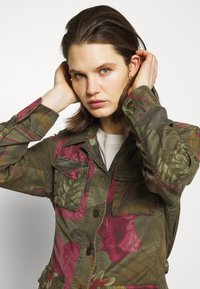 Desigual - Summer jacket - green - 3