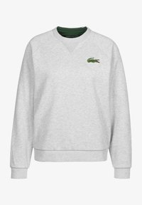 CREW CROC - Sweatshirt - argent chine