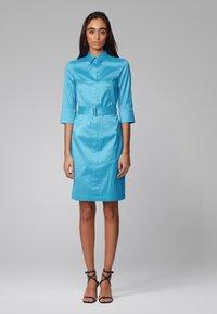 BOSS - DALIRI1 - Shirt dress - blue - 1