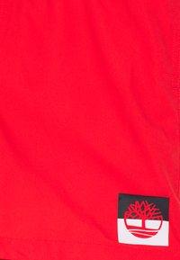 Timberland - SWIM  - Swimming shorts - orange - 2