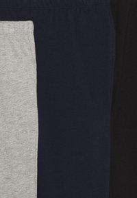 GAP - 3 PACK - Leggings - grey/blue/black - 3