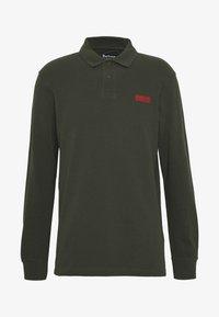 Barbour International - Polo shirt - jungle green - 4