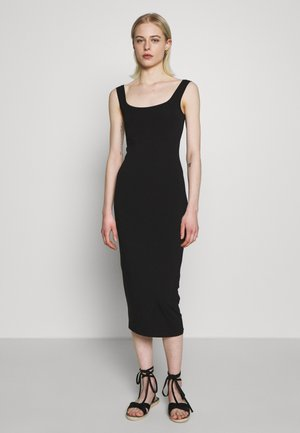 SUELLA LONG DRESS  - Jerseykjole - black
