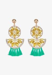 ALDO - LELILLA - Earrings - light yellow - 3