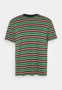 Kickers Classics - MULTI STRIPE SHORT SLEEVE TEE - T-shirt con stampa - multi-coloured - 0