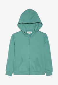 Zalando Essentials Kids - Felpa aperta - beryl green - 3