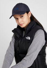 The North Face - CLASSIC HAT - Cappellino - urban navy/blue wing teal - 4