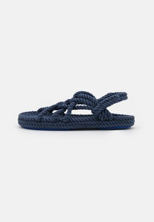 Sandals - sapphire star