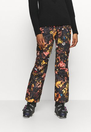 ABOUTADAY PANT  - Pantalón de nieve - black