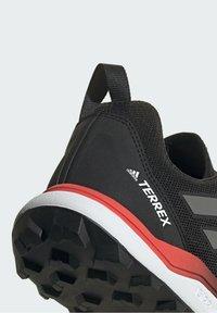adidas Performance - ZAPATILLA TERREX AGRAVIC  - Løpesko for mark - black - 7