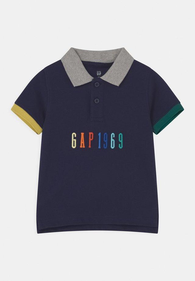 TODDLER BOY LOGO  - Polo shirt - tapestry navy
