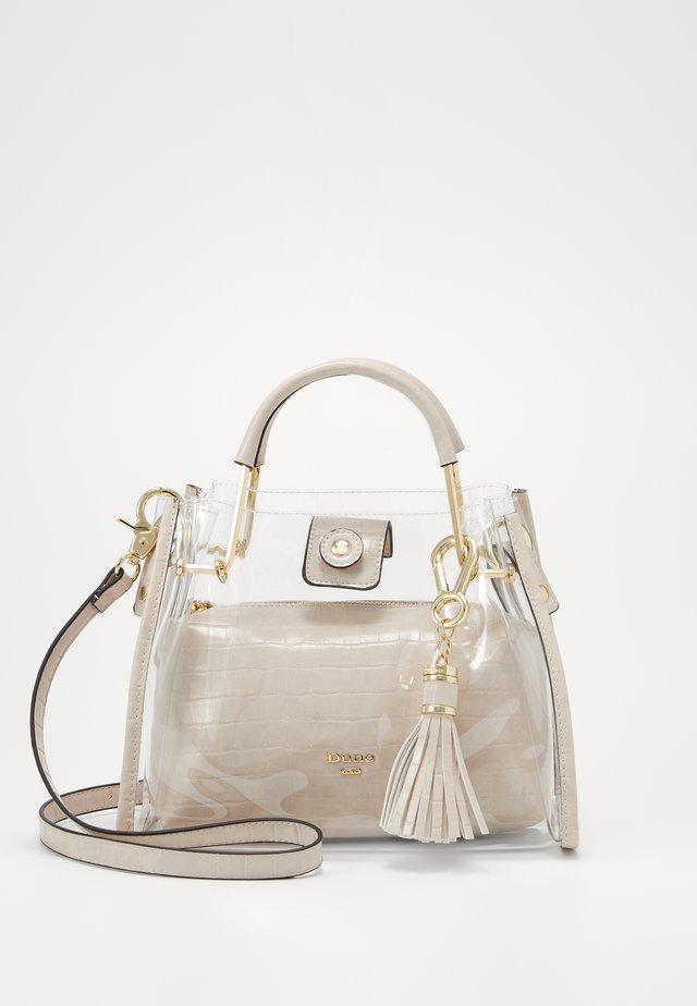 DERSPEX - Handbag - beige