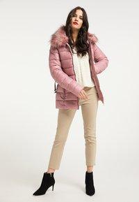 faina - Winter jacket - altrosa - 1