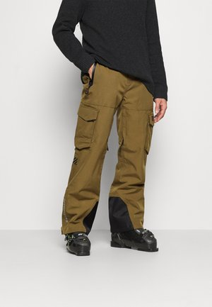 ULTIMATE SNOW RESCUE PANT - Pantaloni da neve - dusty olive