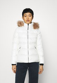 Calvin Klein - ESSENTIAL JACKET - Down jacket - snow white - 0