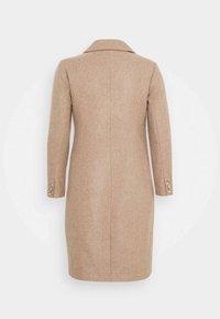 Glamorous Curve - DOUBLE BREASTED - Classic coat - oatmeal - 1